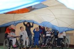 Знакомство с парашютным спортом