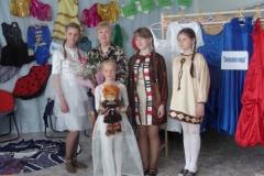 Проект Национальные костюмы